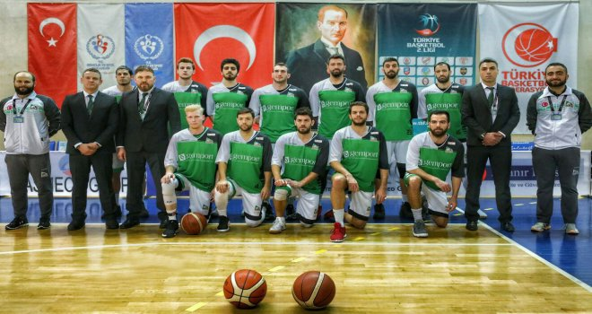 Bursa derbisi Gemlik Basketbol'un