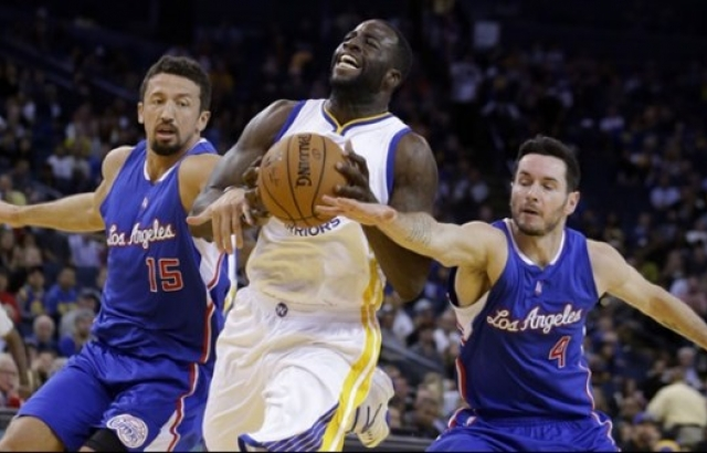 Hido'lu Clippers, Warriors'a kaybetti