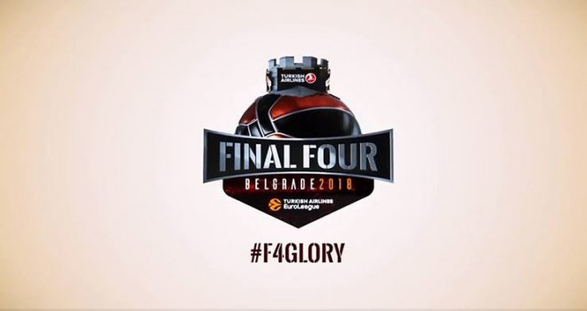 İşte Euroleague Final-Four 2018 logosu