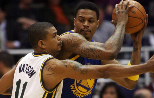 Jazz'dan Warriors'a