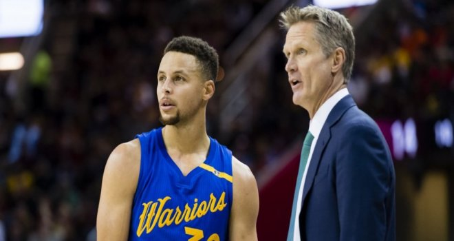 Warriors, Steve Kerr ile yeniledi